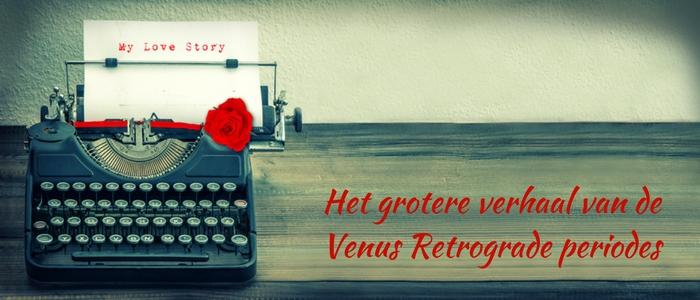 Venus Retrograde periodes