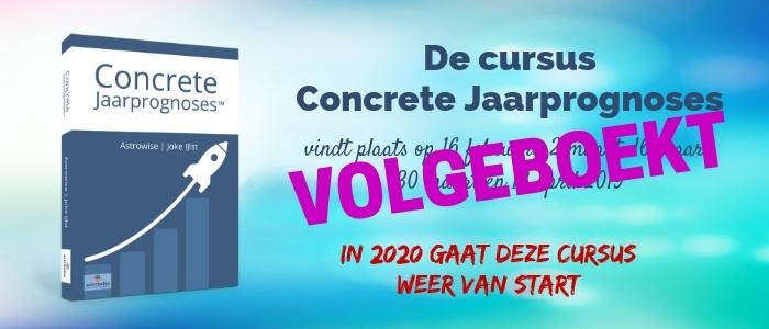 cursus Concrete Jaarprognoses 2019